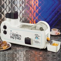 Mini Donut Machine Maker ~ Automatic Doughnut Factory Nostalgia Electric MDF-200 on eBay!