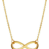 ideeli | ERICA ANENBERG Infinity Necklace