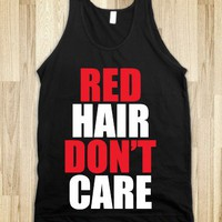 C - Red Hair Don&#x27;t Care 6