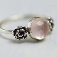 Romantic Valentine Rose Ring