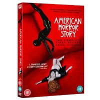 American Horror Story - Season 1 [DVD]: Amazon.co.uk: Dylan McDermott, Connie Britton, Jessica Lange, Taissa Farmiga, Evan Peters, Ryan Murphy: Film & TV