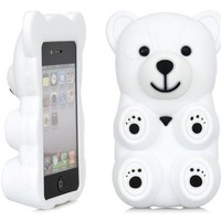3D White Polar Bear Cute...