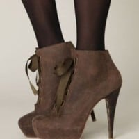 Betsey Johnson Symphonia Platform Heel at Free People Clothing Boutique