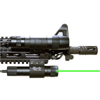 AimShot 5mW Green Laser Kit with MT61167 Mount and Pressure Pad Switch - Gander Mountain