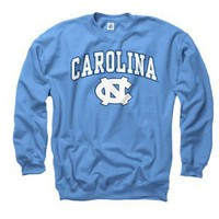 Amazon.com: North Carolina Tar Heels Youth Carolina Blue Perennial II Crewneck Sweatshirt: Sports & Outdoors