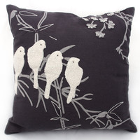 Cushion Pecked | Lafayette  Rushford