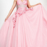 Strapless Jovani Prom Dresses, Ball Gowns for Prom 2011- PromGirl