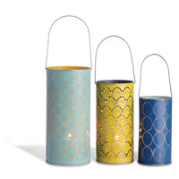 Foreside - Punchcard Lanterns s3, Cool