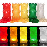 GIANT GUMMY BEAR LAMP