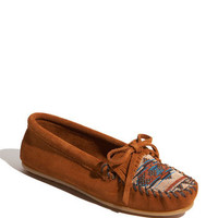 Minnetonka &#x27;El Paso II&#x27; Suede Moccasin | Nordstrom