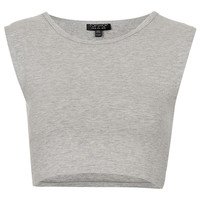 Basic Sleeveless Crop Top - Jersey Tops - Clothing - Topshop