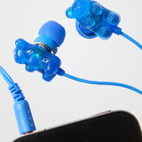 Scented Gummy Bear Earbuds