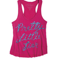 Pretty Little Liars Leopard Tank
