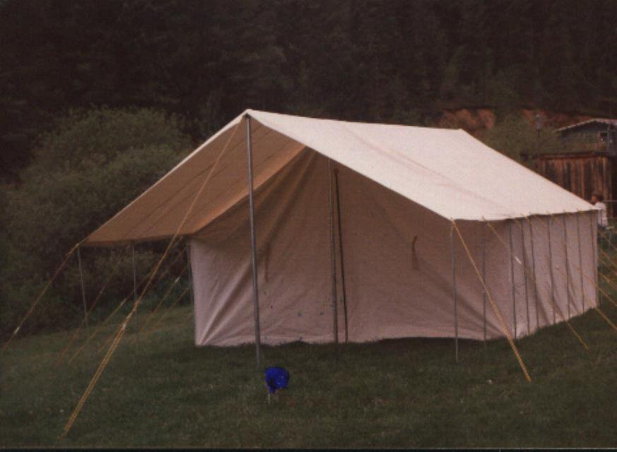 Canvas Wall Tents 4 Season Tents From