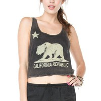 Mirella Grizzly Bear Tank