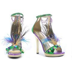 Mardi Gras Adult Shoes