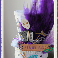 Mardi Gras New Orleans Bachelorette Travel by GoosieGirlEtsy