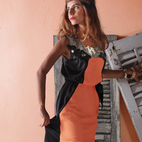 A dress in 4 pieces with a particular combination by InbalS