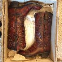 Vintage Lucchese Boots, Great Condition, LOW PRICE!