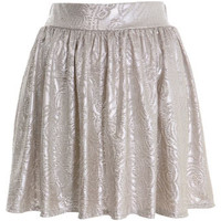 Shimmer Skater Skirt