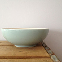 Robins Egg Blue Soup Cereal Bowl - 222 Fifth - PTS International - Symphony Blue - Fine China - Porcelaine