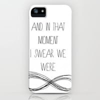 The Perks Of Being A Wallflower, Stephen Chbosky iPhone Case by gabsnisen | Society6