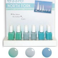 Amazon.com: essie limited edition North Fork Collection, Greenport: Beauty