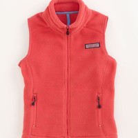 Girls Outerwear: Westerly Vest for Girls  Vineyard Vines