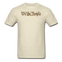 Product - U.S. Constitution We The People Mens T Shirt S-XXL by Much Needed Merch  Storenvy