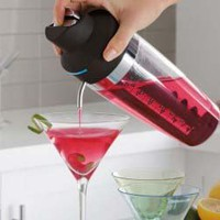 Electric Cocktail Mixer And Pourer