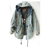 Denim jacket 90s