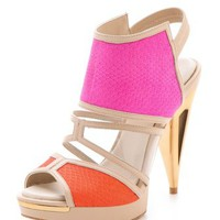 BCBGMAXAZRIA Hex High Heels | SHOPBOP