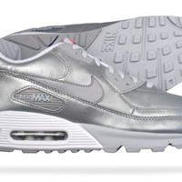 Nike Air Max 90 Womens Running sneakers / Shoes - Silver