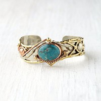 Free People Spiritual Harmony Cuff