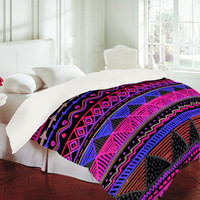 DENY Designs Home Accessories | Lisa Argyropoulos Ocean T Neon Duvet Cover