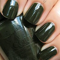 O.P.I Here Today Aragon Tomorrow Nail Lacquer OPI Nail Polish