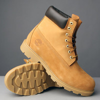"DrJays.com - Detailed Images of WHEAT NUBUCK 6"" BASIC BOOTS by Timberland"