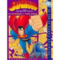 Superman - The Animated Series, Volume Three (DC Comics Classic Collection) (2006)