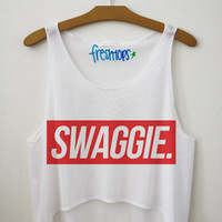 SwaggieCrop Top | fresh-tops.com