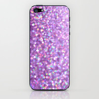 La La Lavender iPhone & iPod Skin by Lisa Argyropoulos | Society6