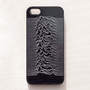 Joy Division iPhone 5 4 4S Case Unknown Pleasures iPhone 4 Ian Curtis
