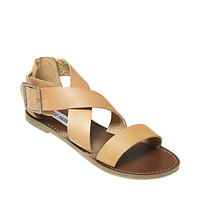 Steve Madden - BISCAYNE NATURAL LEATHER