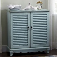 Louvered Cabinet from Through the Country Door®