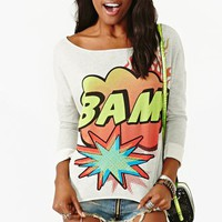 Bam Sweatshirt