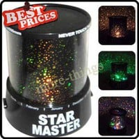 Star Master : Star Light Projector for Ceiling & Walls