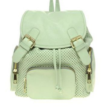 ASOS | ASOS Punchout Backpack at ASOS
