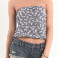 O'Neill Michi Cropped Tube Top at PacSun.com