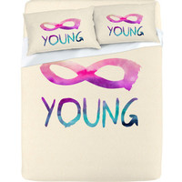 DENY Designs Home Accessories | Jacqueline Maldonado Forever Young 1 Sheet Set