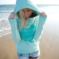 Animal Womens ROXEE HOODY