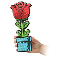 8-Bit Rose